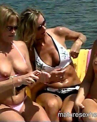 Yacht Orgy Part three