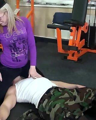Fetish Bitches enjoy to have men under their ass