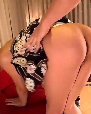 Anna Anjo drives generous cocks  - More at Japanesemamas.com
