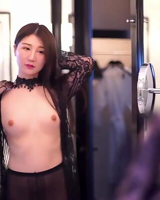 China Model Nude Scene being recorded - hudwa