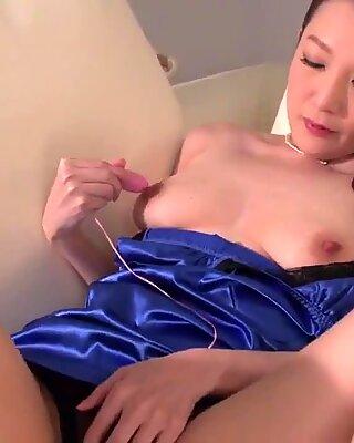 chesty Shino Izumi enjoys gargling the - More at 69avs.com