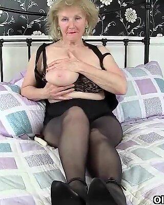 British grannies never lose their sex drive